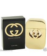Gucci Guilty Perfume by Gucci 2.5 oz Eau De Toilette Spray Sensual And F... - $79.50