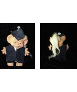 Vintage Troll Doll Figure Cute Graduate Wishnik Uneeda Doll 1966 - $28.99
