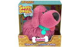 Ideal Soggy Doggy Friends - Pink Daisy With 3 Different Actions And Soun... - $36.60