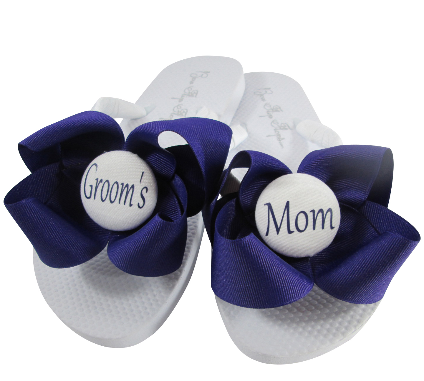 f1d0ec203d0d Purple   White Bow Mother of the Groom Flip and 50 similar items