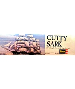 "REVELL ""CUTTY SARK""  36"" MODEL KIT COMPLETE IN ORIGINAL BOX - $375.00"