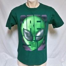 VTG 1997 Area 51 T Shirt Alien Tee Tourist Space Souvenir 90s Army Ghost... - $39.99