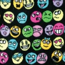 iScream Emoji Emoticon Sleep Large 14 Super Plush Lounge Pants BOYS GIRLS - $14.84