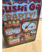 Sealed NIB Gamewright Boardgame Sushi Go Party! - $21.80