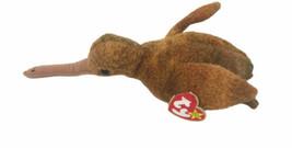 Ty Beanie Baby BEAK the Kiwi Retired Vintage Collectible Plush Animal - $11.58