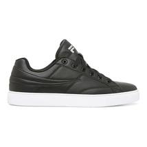 NWB Fila Women's Smokescreen Sneaker - Black Size 8 - $19.77