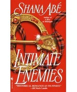 Intimate Enemies by Shana Abe (2000, Hardback) - $15.00