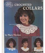 Crocheted Collars Mary Thomas Crochet Patterns ... - $6.99