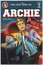 Archie Comics #1 Promo Free Comic Book Day FCBD Mark Waid Fiona Staples ... - $4.95
