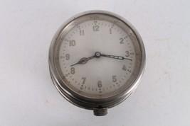 Vintage Old Military Ships Marine Navy Phosphor Numbers Clock. - $168.40