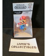 "Star Power Mario World of Nintendo white box 2.5"" figure Jakks Pacific t... - $22.55"