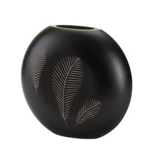 Tribal Feathers Decorative Vase - $24.95