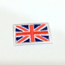 Iron on Flag Patches for Clothes Shirts Nation Flag Emblem Iron on Patch Embr... - $15.99