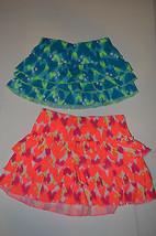 Tough Skins Infant Toddler Girls Skorts Various Sizes  Pink Blue,  NWT - $7.19