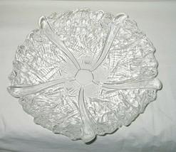Mikasa Ice Flower Pattern 10-inch Shallow Bowl - $14.80