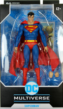 "McFarlane Toys Superman Action Comics #1000 Action Figure 7"" DC Multiverse - $27.95"