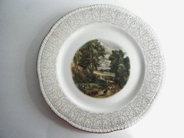 Homer Laughlin John Constable The Cornfield Sce... - $7.87
