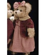 "Bearington Bears ""Tracy"" 14"" Plush Collector Bear- #1178- 2001 - $39.99"