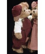 "Bearington Bears ""Spencer"" 14"" Plush Collector Bear- #1177- 2001 - $39.99"