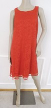 Nwt Max Studio Lace Trapeze Sleeveless Cocktail Shift Dress Sz L Large R... - $69.25