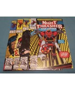 Night Thrasher: Four Control #1-4 (Complete mini series) - $8.00
