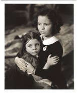 * YOUNG PEOPLE (1940) Beautiful Shot of Shirley Temple Comforting Diane ... - $24.99
