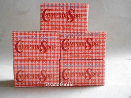 5 X 68g. Merry Bell Camphor Soap Anti Itch & Antiseptic - $15.99