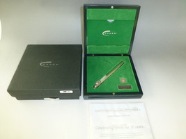 CROSS STERLING SILVER LIMITED EDITION TENNIS HALL FAME FOUNTAIN PEN (SEE... - $1,215.75