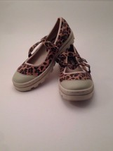 Skecher's Woman's Mary Jane Leopard Untamed Animal Print Shoes Sandals S... - $33.85