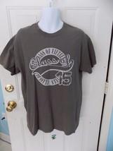 Gildan Class of 2015 Gray T- Shirt Size L Men's EUC - $17.43