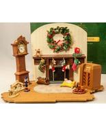 Hallmark Keepsake Ornament Studio Limited Edition The Family Room QXC4566 - $85.38