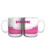 Syracuse University #1 MOM - 15-ounce Ceramic Coffee Mug - Pink and White - $6.43
