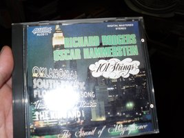 101 Strings Play Richard Rodgers and Oscar Hammerstein [Audio CD] 101 St... - $6.57