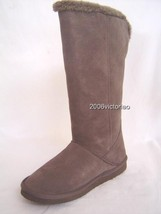 New NINE WEST Winter Gray Зимние Suede Boots 8 Shoes Neu Grau WILDLEDER ... - $99.00