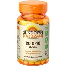 Sundown Naturals Q-Sorb Co Q-10 Dietary Supplement Softgels - $25.69
