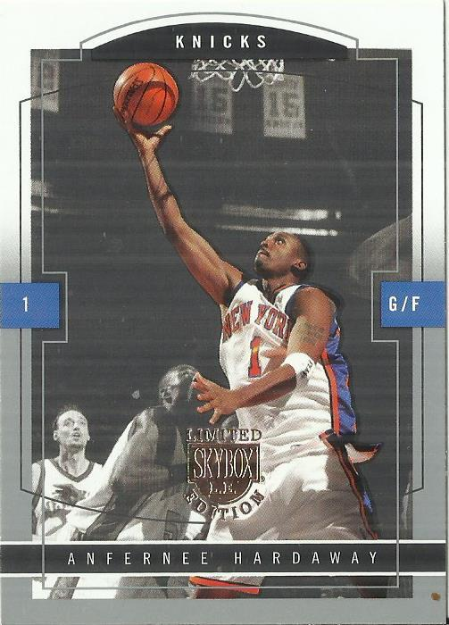 Primary image for 2003-04 SkyBox LE #102 Anfernee Hardaway