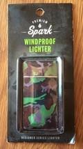 Premium Spark Windproof Lighter Designer Series Lighter - One Lighter