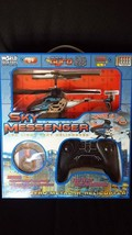 3.5CH Gyro Sky Messenger LED Writing IR Helicopter