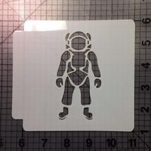 Astronaut Stencil 101 - $3.50+