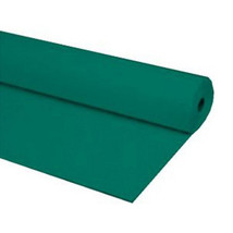 "40""x150 ft Heavy Duty Banquet Roll Plastic Table Cloth - Hunter Green - $21.77"