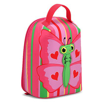 BUTTERFLY LUNCHBOX. INCLUDES A FOOD JAR! - $15.19