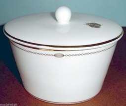 Monique Lhuillier Royal Doulton Charms Covered Sugar Bowl New - $42.90