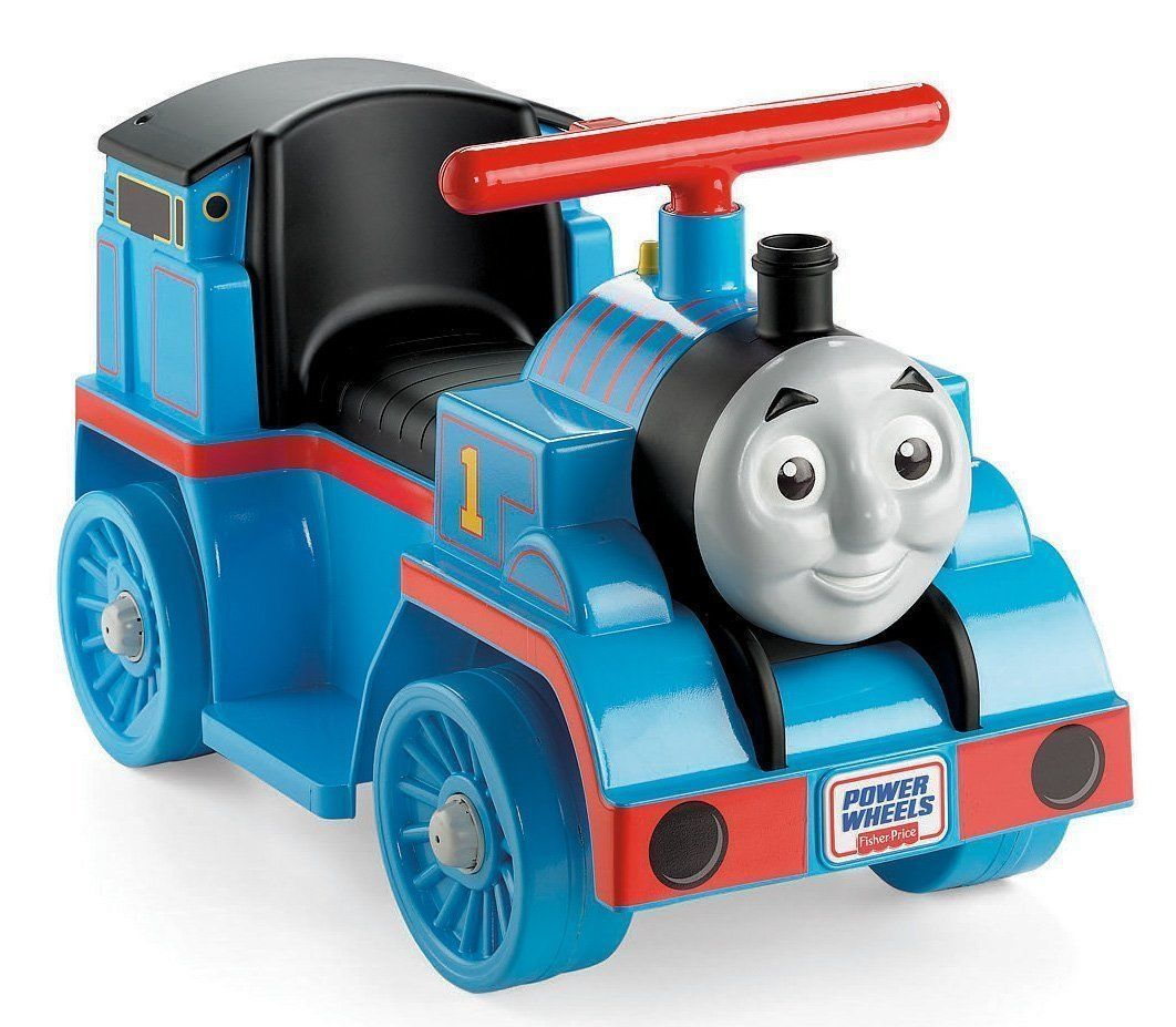thomas the train ride on tank engine riding toy friends toddler 6v power wheels trains vehicles. Black Bedroom Furniture Sets. Home Design Ideas