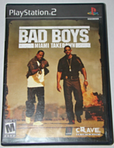 Playstation 2   Bad Boys   Miami Takedown (Complete With Manual) - $8.00