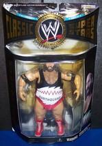 "NEW! 2005 Jakk's Classic Superstars Series #6 ""Earthquake"" Action Figure... - $39.59"