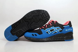 Asics Gel Lyte III 3 NS Black/Imperial H714N 9045 Men's SZ 7.5 - $95.00