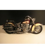 1:10 Heritage Softail Franklin Mint Harley-Davidson Motorcycle Die-Cast ... - $34.20