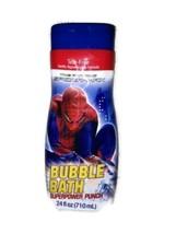Tha Amazing Spider-Man Bubble Bath, Superpower Punch, 24 Oz - $16.62
