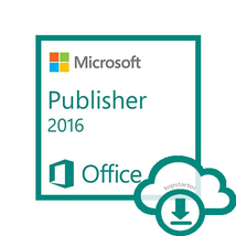 Microsoft Publisher 2016 For Windows | Electron... - $79.90