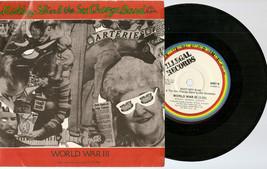 "Root Boy Slim 7"" 45 World War III Dare To Be Fat DC blues boogie punk fu... - $9.64"